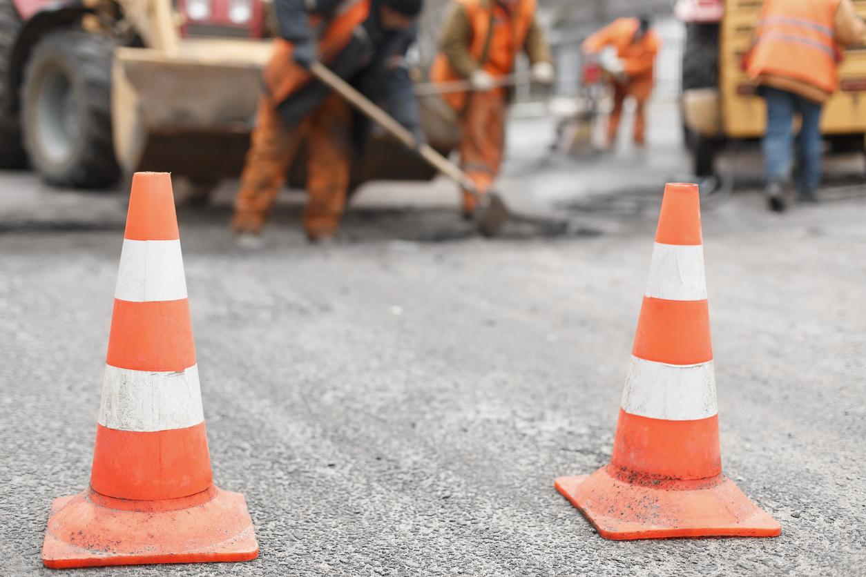 Poursuite de travaux sur le chantier Seine-Eure Avenue